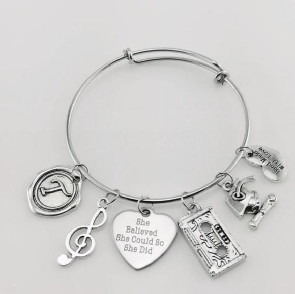 1b23df558 Jewelry | Music Major Graduation Bracelet | Poshmark